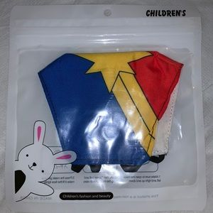 Children's stay safe mask NWT 🔥